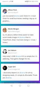 Canva-reviews