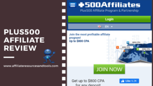 Plus500 affiliate review-banner