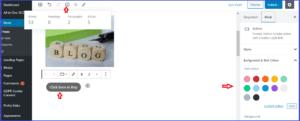 how to use gutenberg editor in wordpress-screenshot-add-button