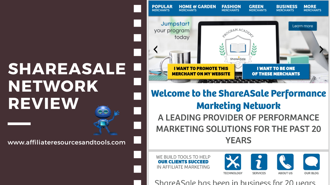 shareasale network review-banner
