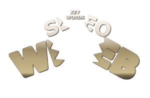 How to search keywords for a website